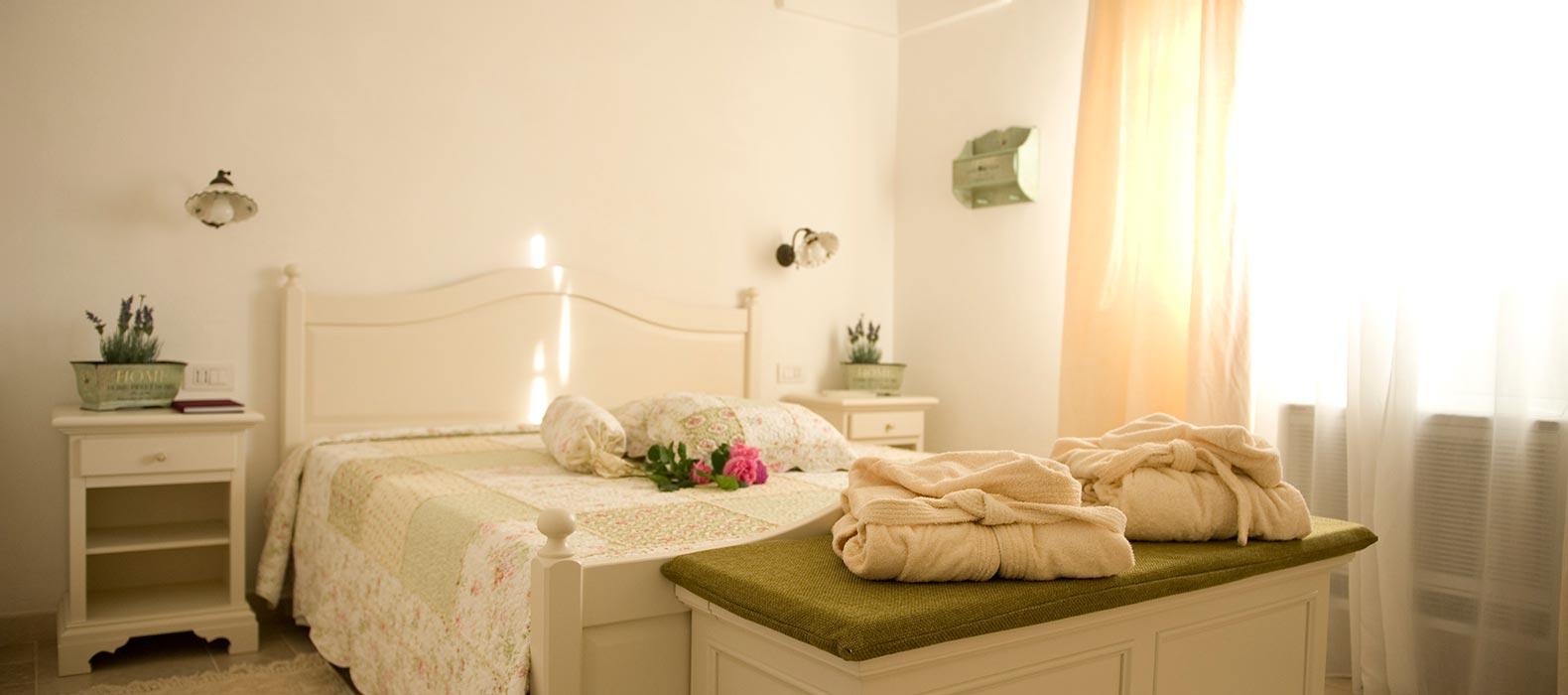 Gli appartamenti bianca di puglia vacanze in masseria for Immagini di appartamenti ristrutturati